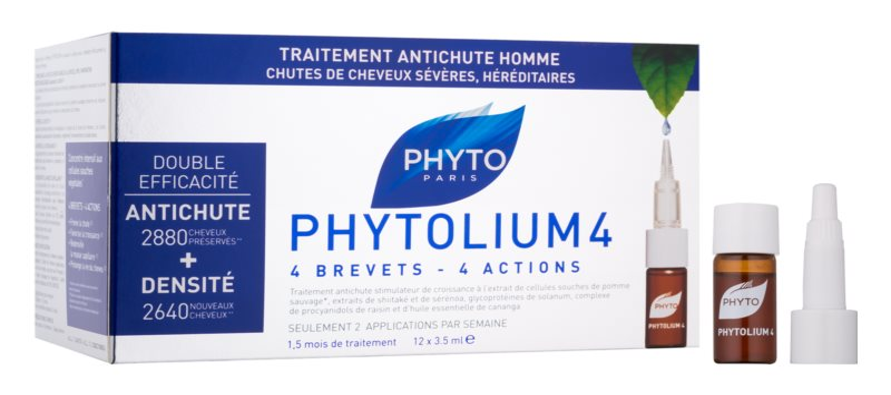 Phyto Phytolium serum przeciw wypadaniu włosów
