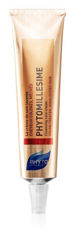 Phyto Phytomillesime čisticí krém pro barvené vlasy