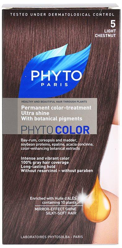 Phyto Color barva na vlasy