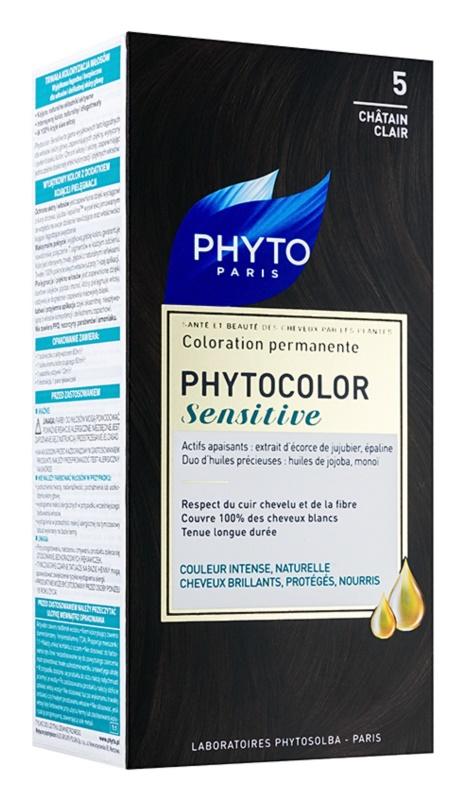 Phyto Color Sensitive permanentní barva na vlasy