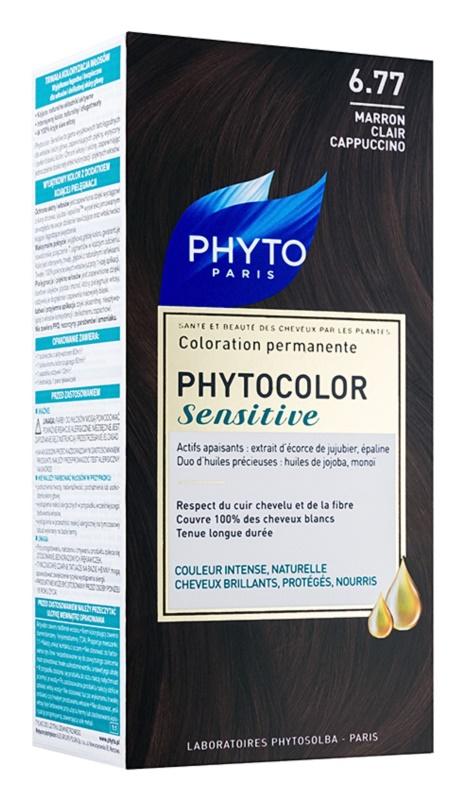 Phyto Color Sensitive Permanent Hair Dye