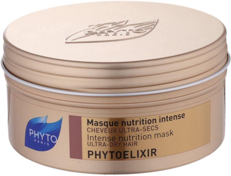 Phyto Phytoelixir intenzivní vyživující maska na suché a porézní vlasy