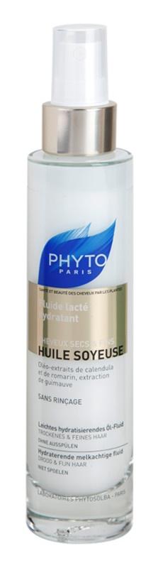 Phyto Huile Soyeuse olio idratante per capelli secchi
