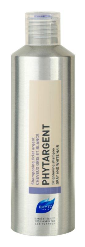 Phyto Phytargent šampón pre šedivé vlasy