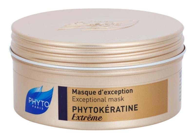 Phyto Phytokératine Extrême obnovující maska pro velmi poškozené křehké vlasy