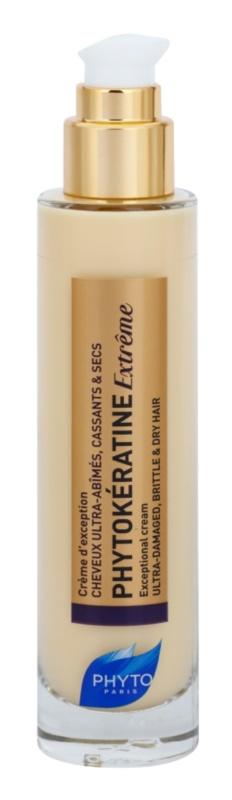 Phyto Phytokératine Extrême erneuernde Creme für stark beschädigtes dünnes Haar