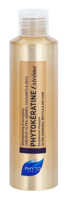 Phyto Phytokératine Extrême erneuerndes Shampoo für stark beschädigtes dünnes Haar