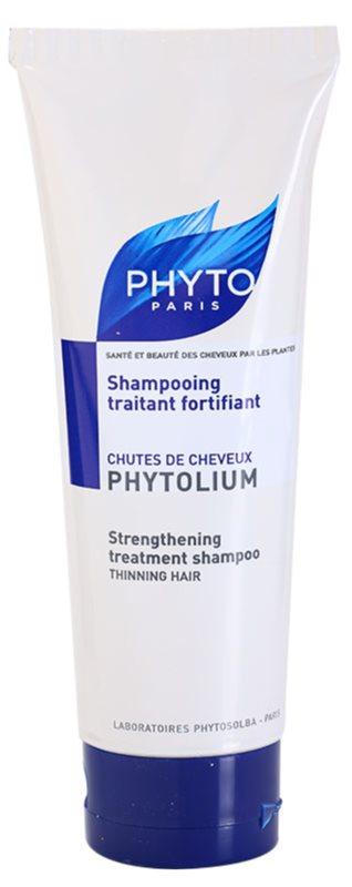 Phyto Phytolium подсилващ шампоан против косопад