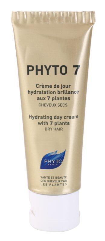 Phyto Phyto 7 Hydraterende Crème voor Droog Haar