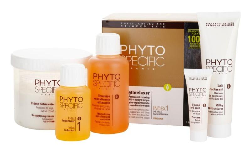 Phyto Specific Phytorelaxer lote tratamiento equilibrador para cabello fino