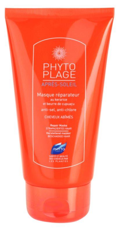Phyto PhytoPlage maschera per capelli affaticati dal sole
