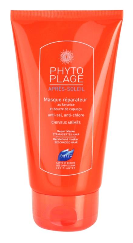 Phyto PhytoPlage maszk nap által károsult haj