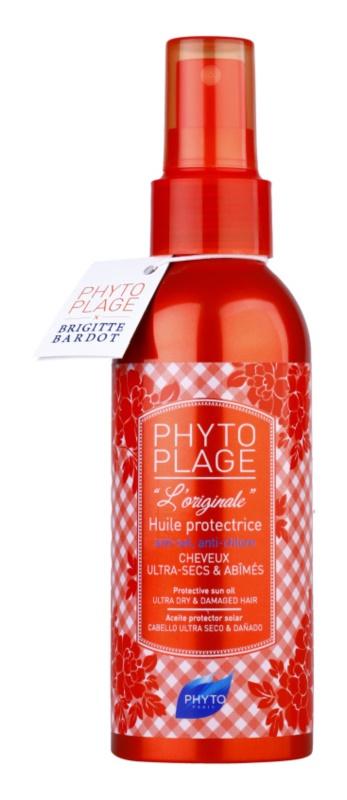 Phyto PhytoPlage олійка для захисту волосся від негативного впливу сонячного випромінювання
