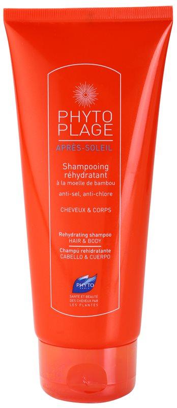 Phyto PhytoPlage sampon és tusfürdő gél 2 in 1