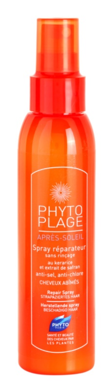 Phyto PhytoPlage pršilo za po sončenju za poškodovane lase
