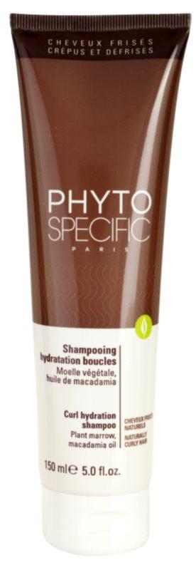 Phyto Specific Shampoo & Mask hidratáló sampon hullámos hajra