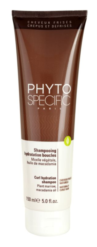 Phyto Specific Shampoo & Mask hydratisierendes Shampoo für welliges Haar