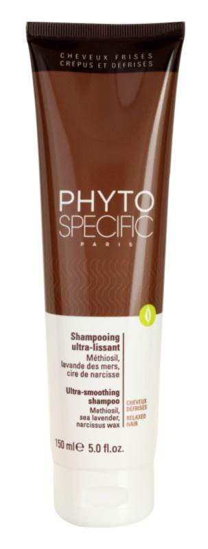 Phyto Specific Shampoo & Mask regeneráló sampon a kémiailag kezelt hajra
