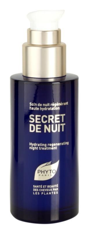 Phyto Secret De Nuit noční regenerační krém pro všechny typy vlasů
