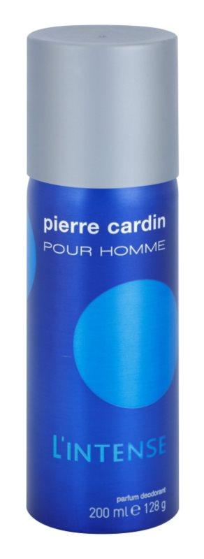 Pierre Cardin Pour Homme l'Intense deospray pentru barbati 200 ml