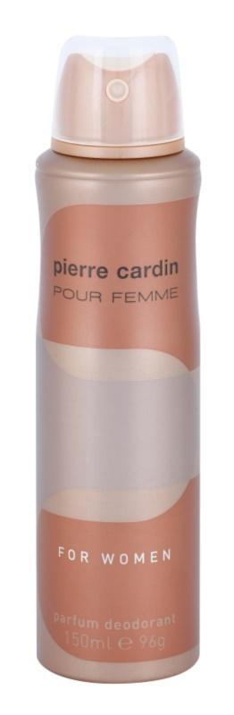 Pierre Cardin Pour Femme testápoló spray nőknek 150 ml