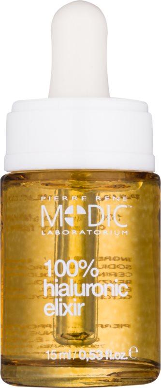 Pierre René Medic Laboratorium 100% elixír kyseliny hyalurónovej