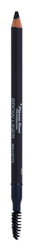 Pierre René Eyes Eyebrow олівець для брів  зі щіточкою