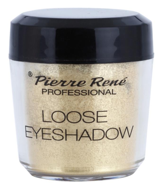 Pierre René Eyes Eyeshadow sypké očné tiene