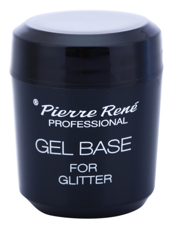 Pierre René Eyes Eyeshadow gel de bază cu sclipici