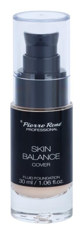 Pierre René Face Skin Balance fond de ten rezistent la apa pentru un efect de lunga durata