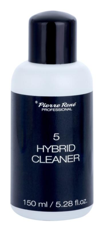Pierre René Nails Hybrid čistiaci prípravok pre gélové nechty