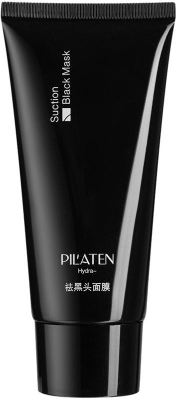 Pilaten Black Head črna luščilna maska