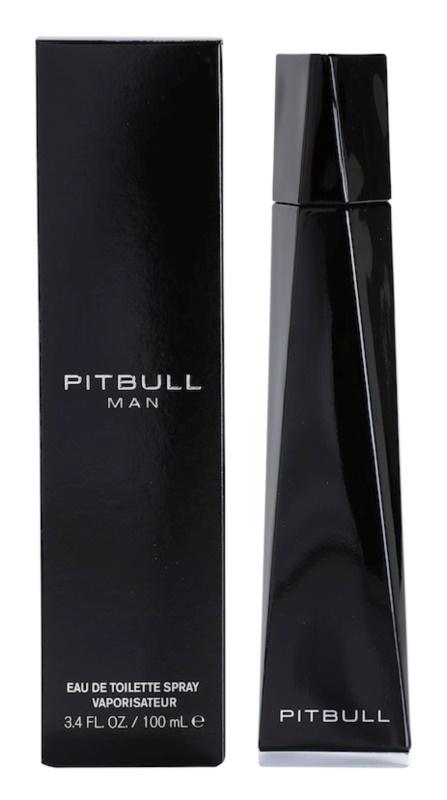 Pitbull Man woda toaletowa dla mężczyzn 100 ml