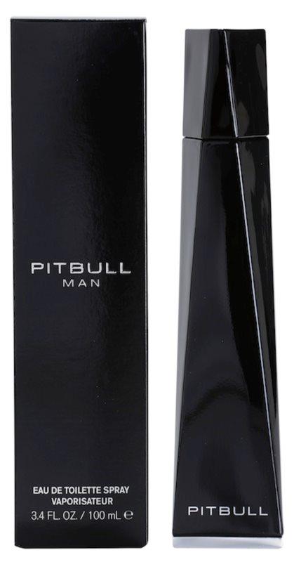 Pitbull Pitbull Man Eau de Toilette for Men 100 ml