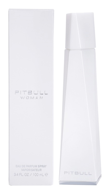 Pitbull Pitubull Woman Eau de Parfum für Damen 100 ml