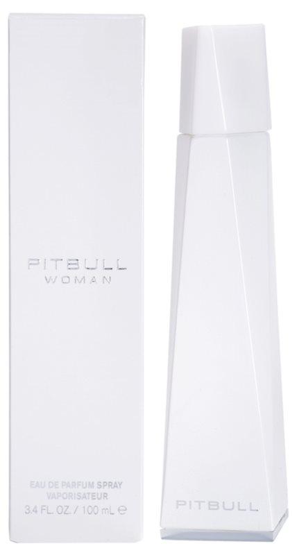 Pitbull Pitubull Woman Parfumovaná voda pre ženy 100 ml