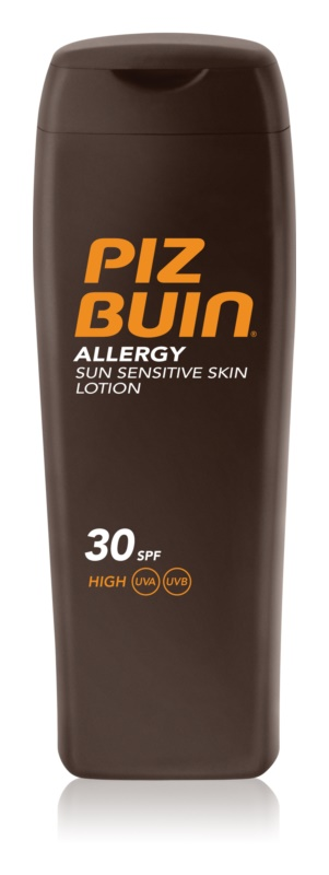 Piz Buin Allergy Sun Body Lotion SPF 30