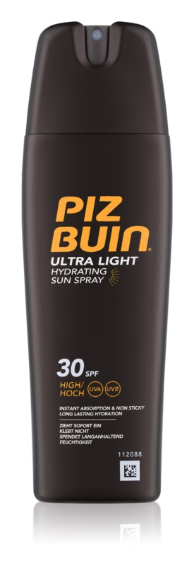 Piz Buin In Sun spray solar SPF 30