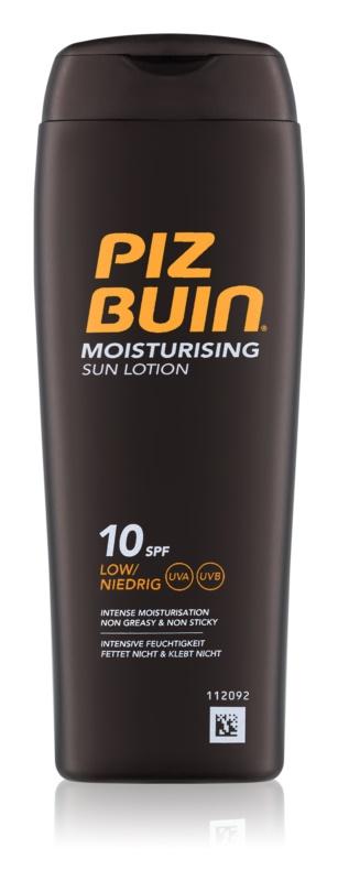 Piz Buin In Sun hydratační mléko na opalování SPF 10