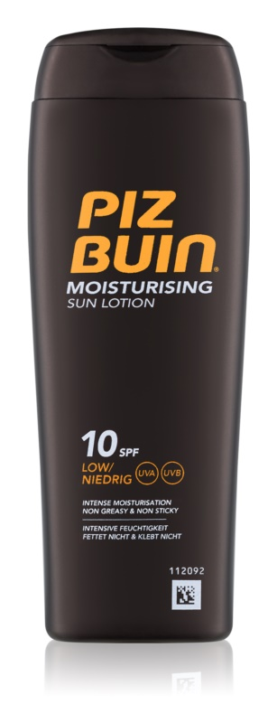 Piz Buin In Sun Hydraterende Bruiningsmelk  SPF 10