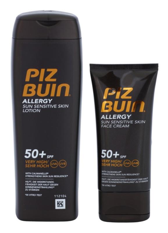 Piz Buin Allergy Kosmetik-Set  XII.