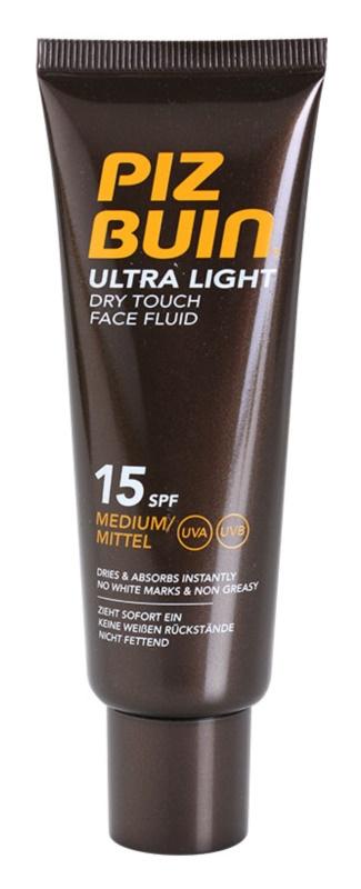 Piz Buin Ultra Light флюїд SPF15