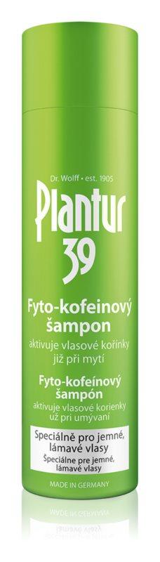 Plantur 39 kofeínový šampón pre jemné vlasy