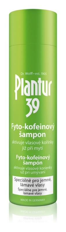 Plantur 39 kofeinový šampon pro jemné vlasy