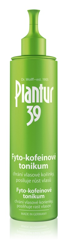 Plantur 39 tonikum pro růst vlasů a posílení od kořínků