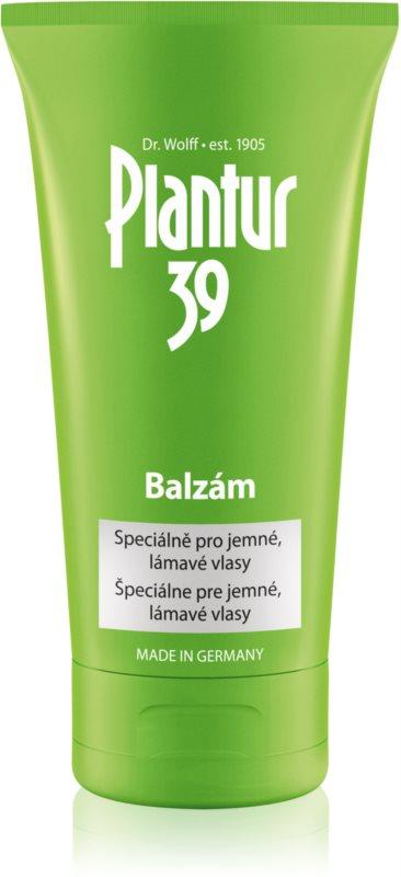 Plantur 39 kofeinový balzam pre jemné vlasy