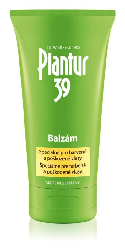 Plantur 39 kofeinový balzám pro barvené a poškozené vlasy