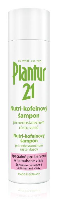 Plantur 21 nutri-kofeinski šampon za barvane in poškodovane lase
