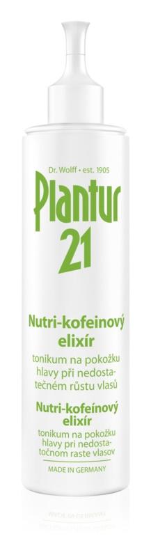 Plantur 21 nutri - koffeines elixír hajra