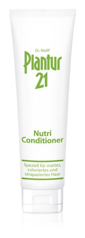Plantur 21 nutri-koffein tartalmú kondicionáló a festett és károsult hajra